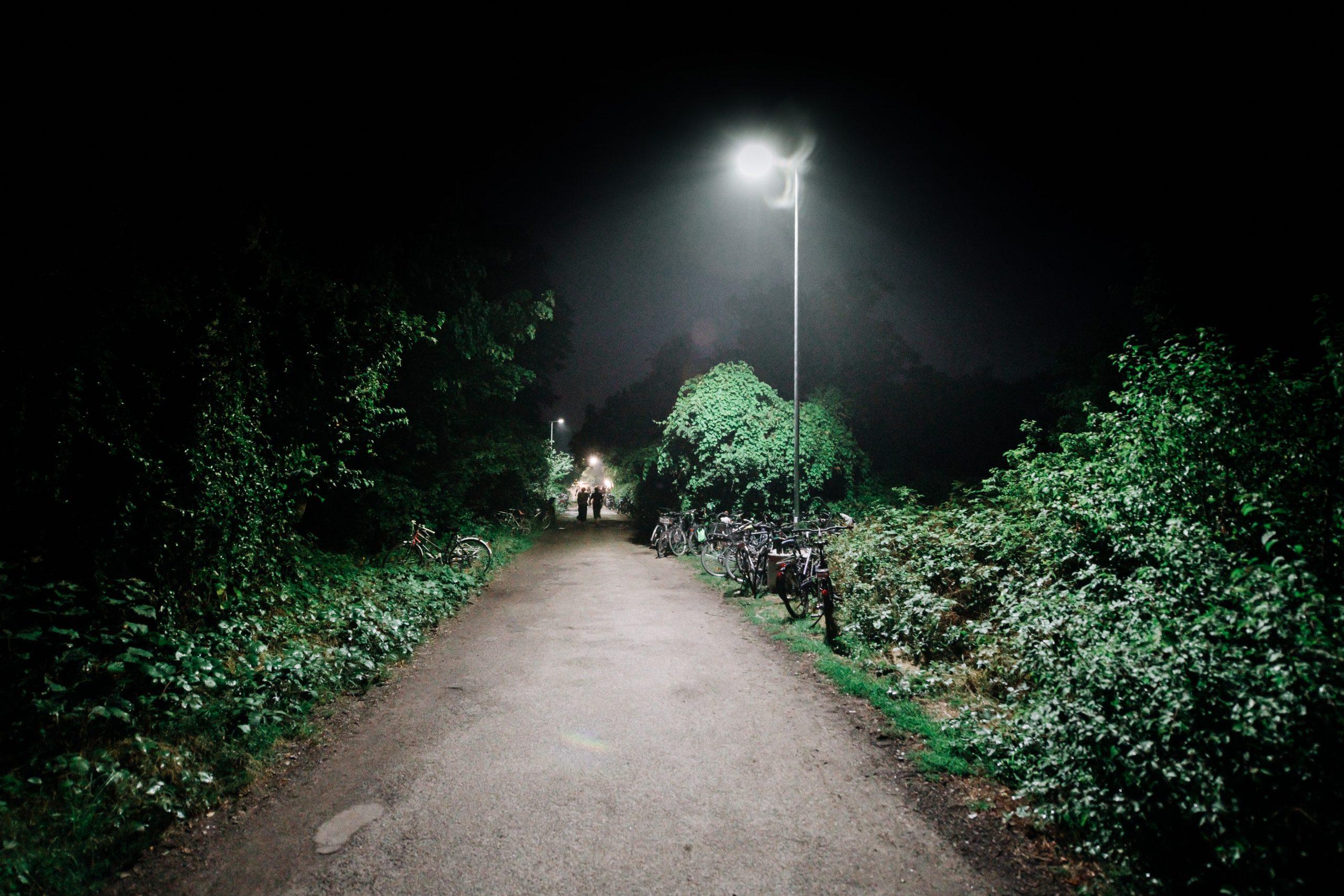 Streetlight, der mobile und nachhaltige Lichtmast